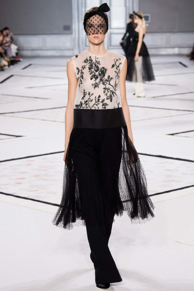 Giambattista Valli Couture весна-лето 2015 #45