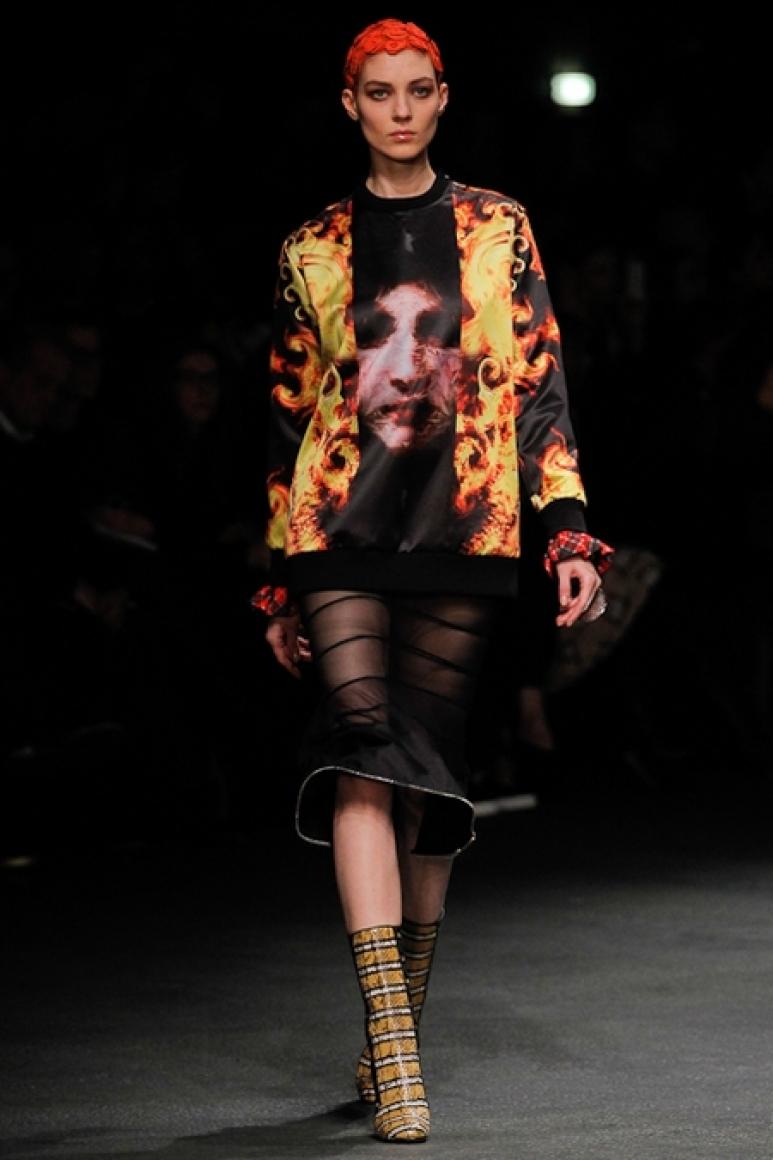 Givenchy осень-зима 2013/2014 #26