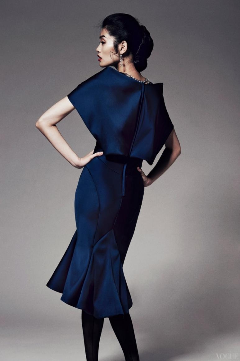 Zac Posen Couture весна-лето 2013 #1