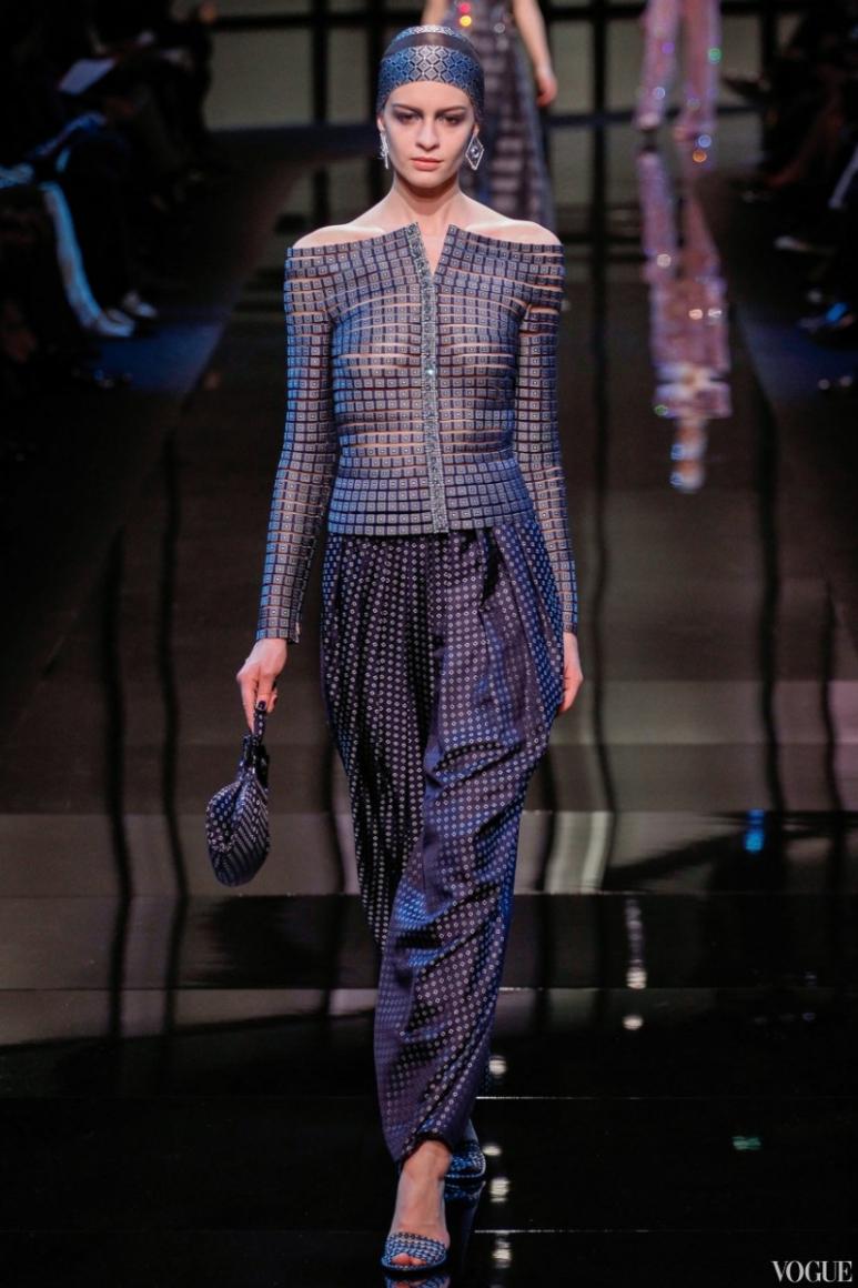 Armani Priv? Couture весна-лето 2014 #38