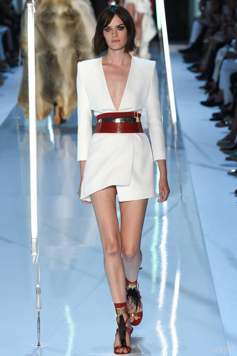 Alexandre Vauthier Couture осень-зима 2015/2016 #16