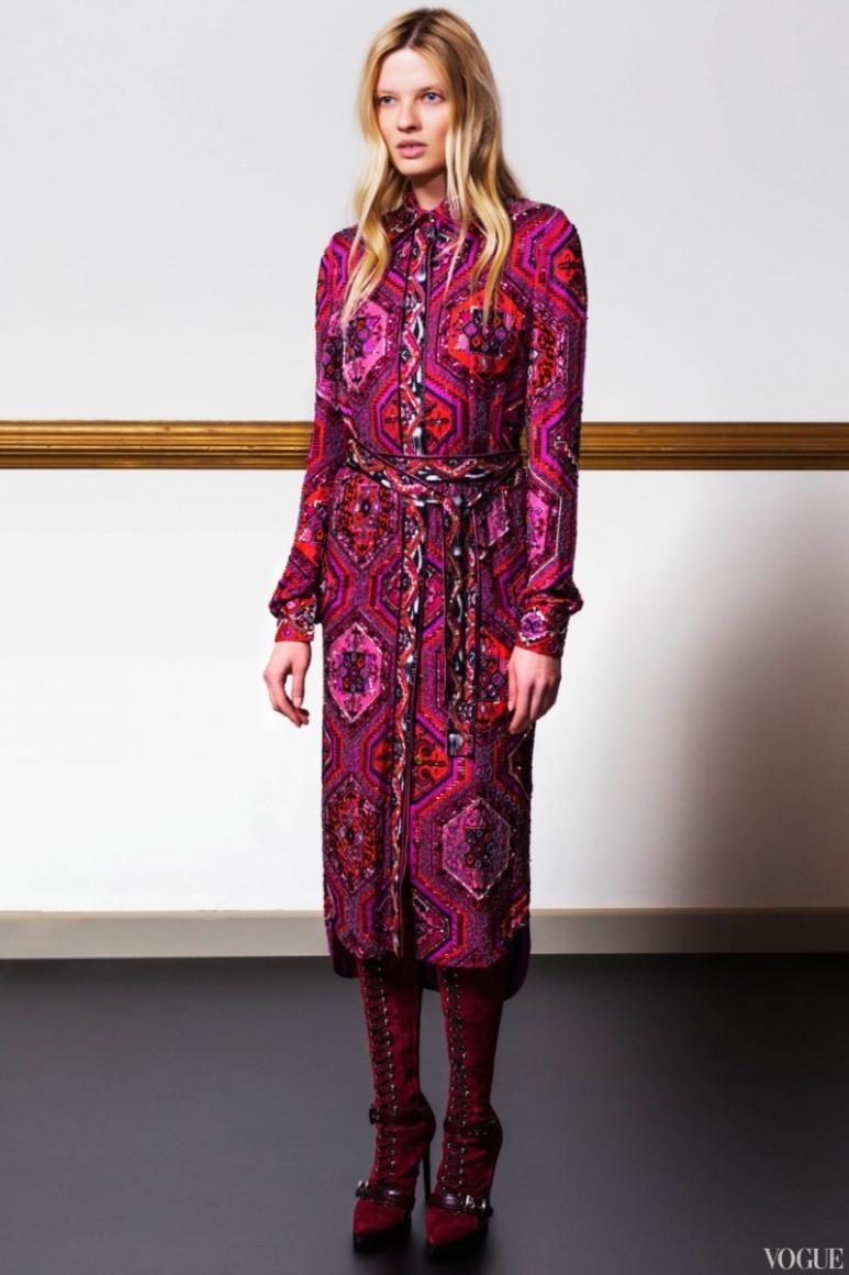Emilio Pucci Couture весна-лето 2013 #22