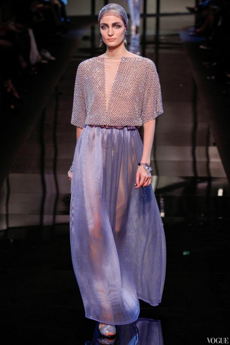 Armani Priv? Couture весна-лето 2014 #15
