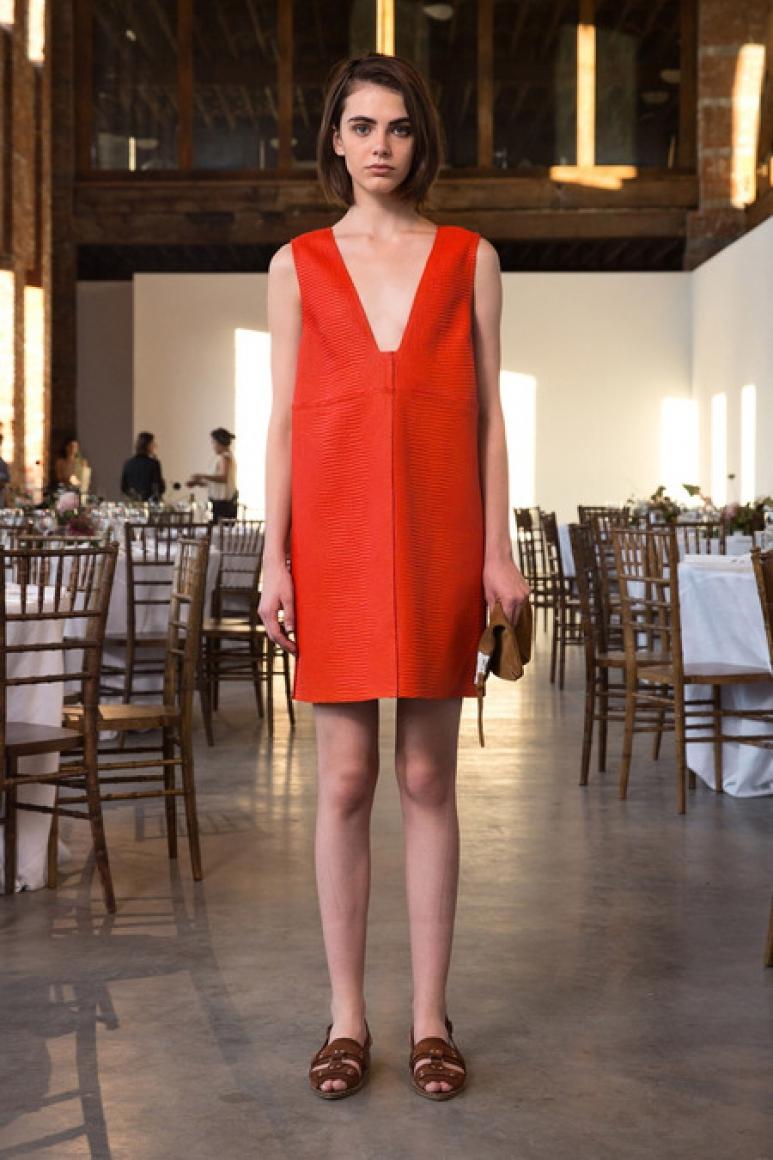 Rachel Comey весна-лето 2014 #26