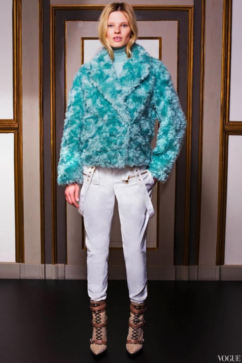 Emilio Pucci Couture весна-лето 2013 #25