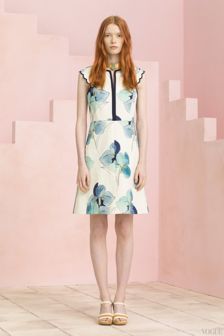 Tory Burch Resort 2015 #14