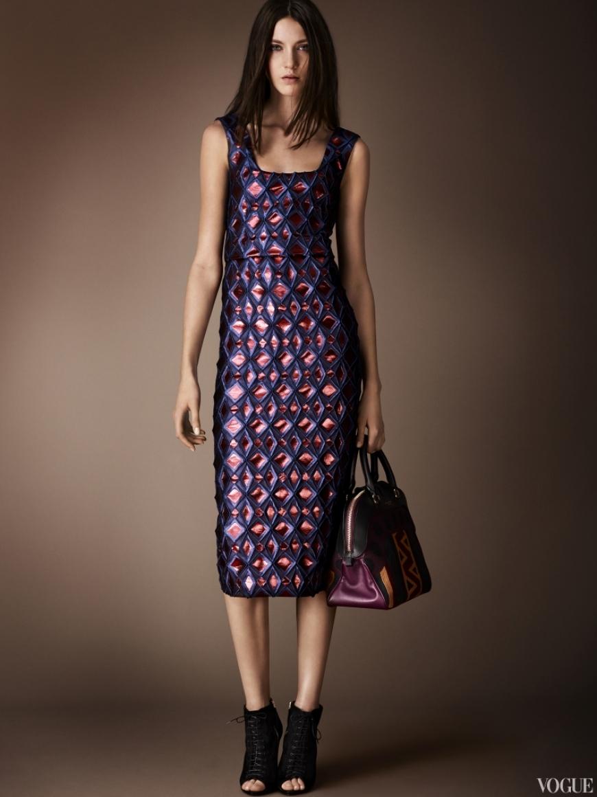 Burberry Prorsum Couture весна-лето 2013 #18