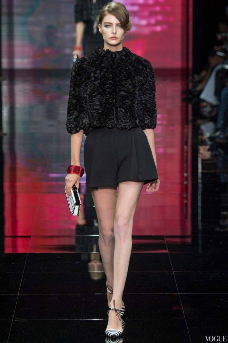 Armani Priv? Couture осень-зима 2014/2015 #70
