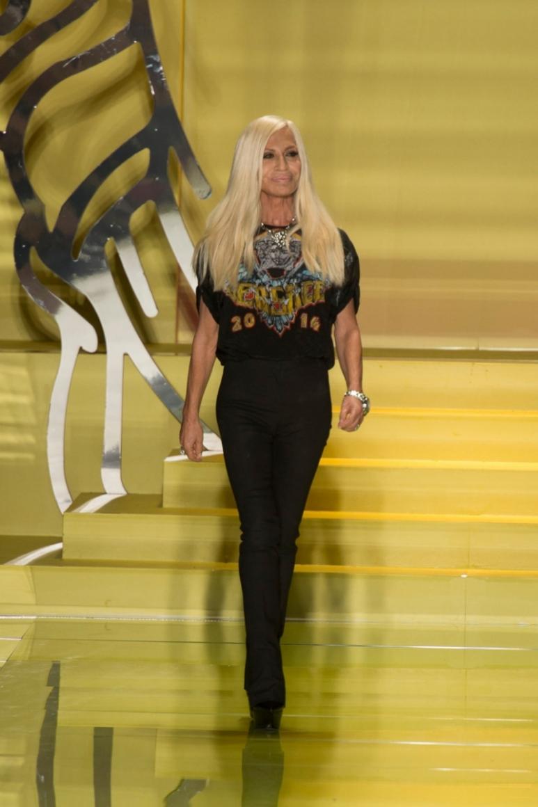 Versace весна-лето 2014 #3