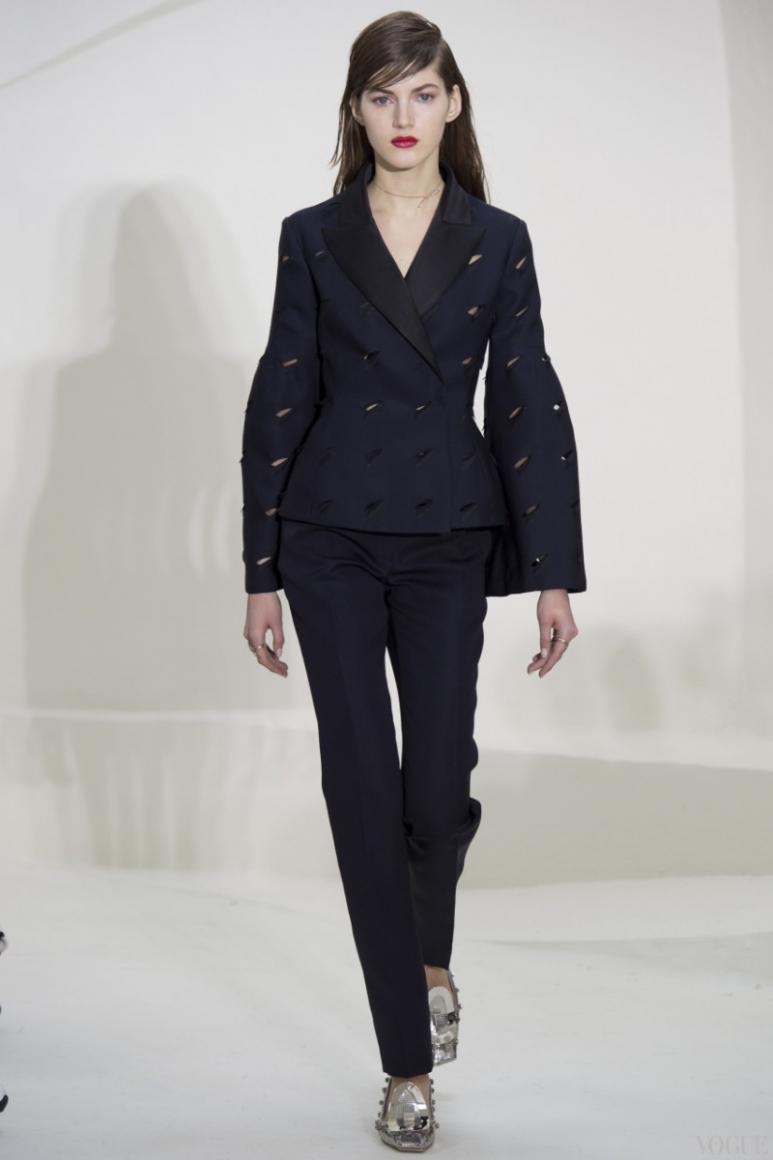 Christian Dior Couture весна-лето 2014 #47