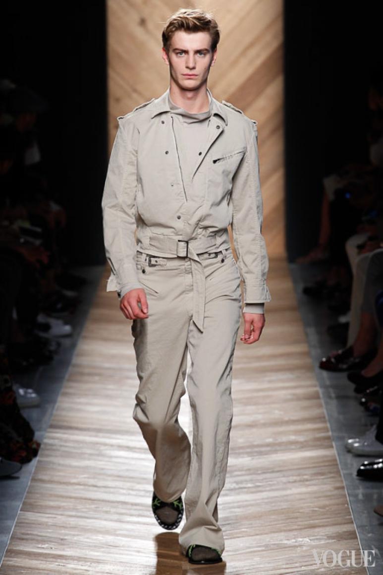 Bottega Veneta Menswear весна-лето 2016 #46