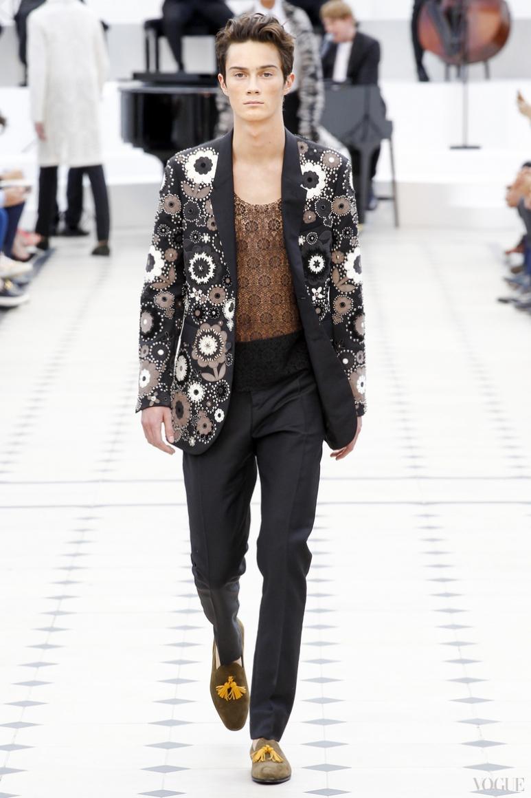 Burberry Prorsum Menswear весна-лето 2016 #4