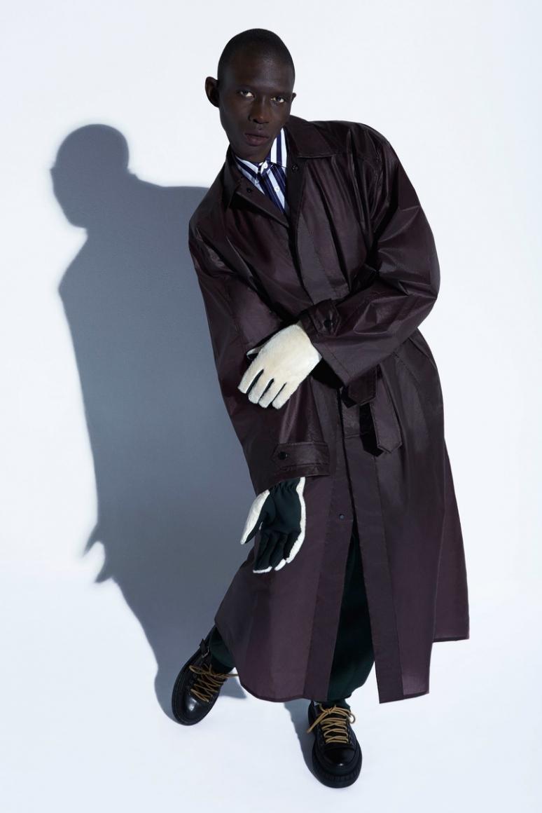 Acne Menswear осень-зима 2015/2016 #12