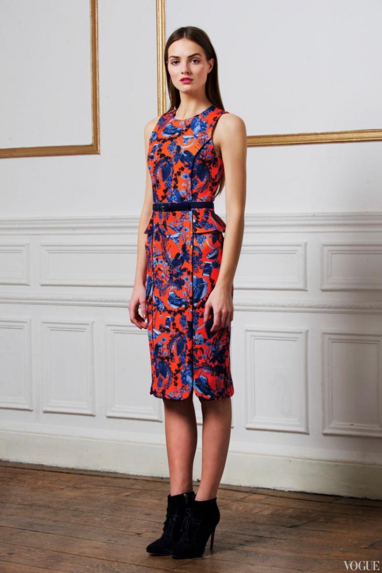 Matthew Williamson Couture весна-лето 2013 #12