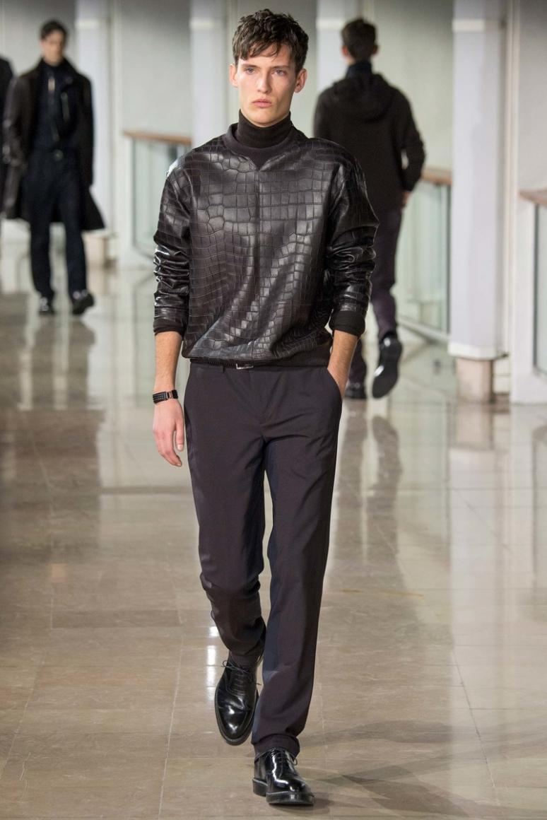 Hermes Menswear осень-зима 2015/2016 #14