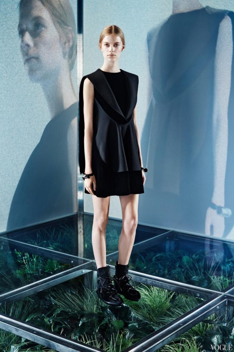 Balenciaga Couture весна-лето 2013 #4
