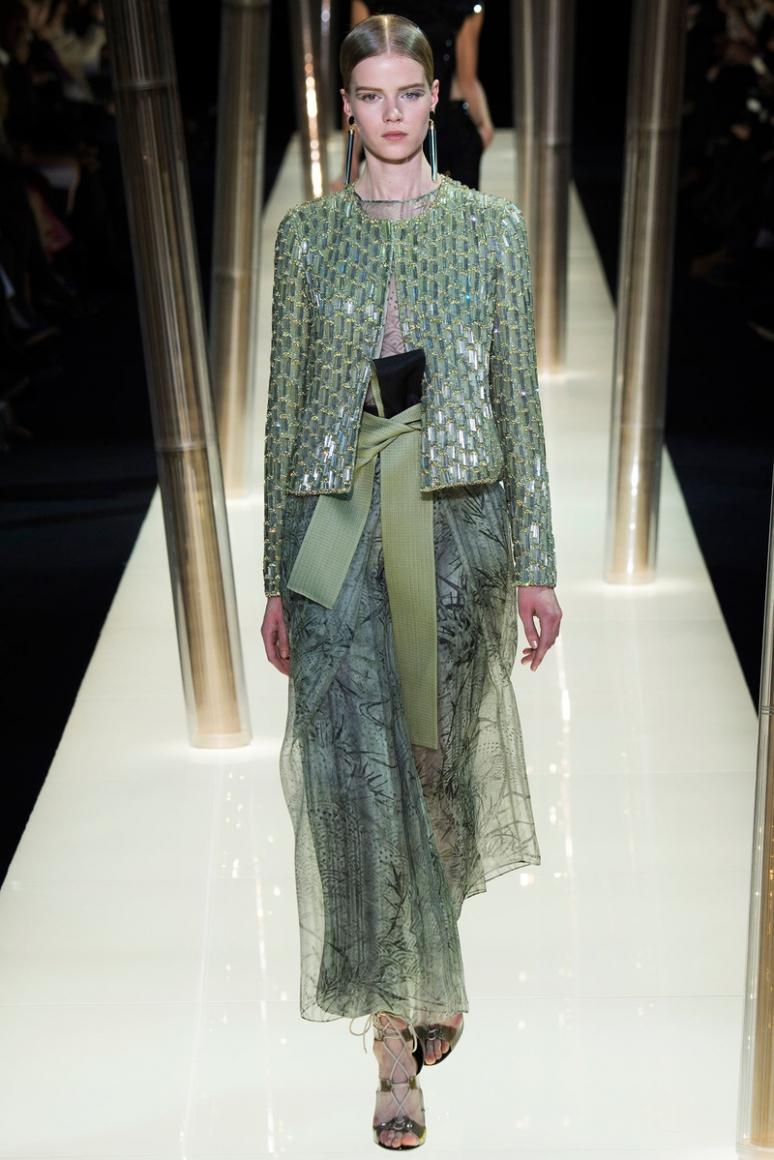 Armani Priv? Couture весна-лето 2015 #33
