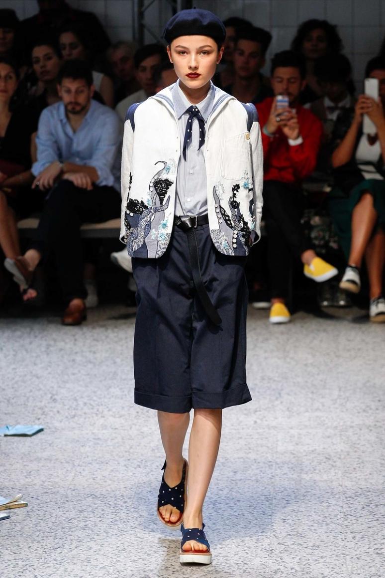 Antonio Marras Menswear весна-лето 2016 #45