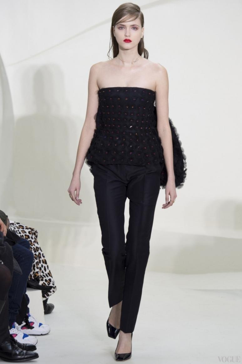 Christian Dior Couture весна-лето 2014 #14