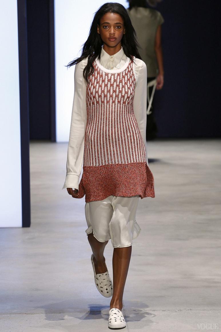 Derek Lam весна-лето 2016 #23