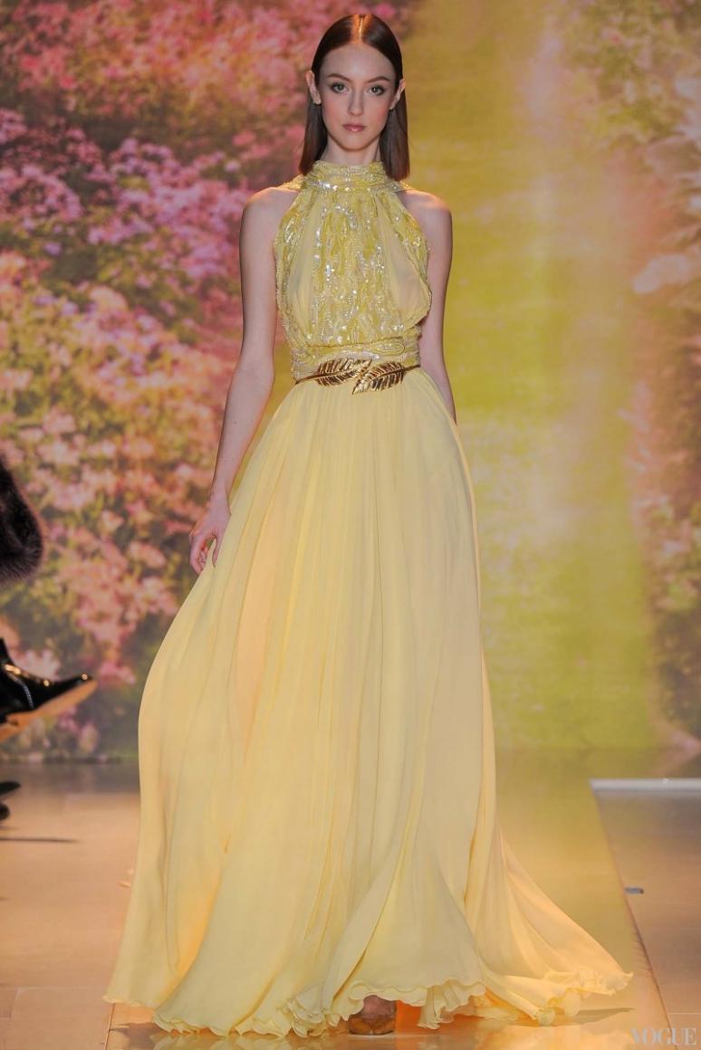 Zuhair Murad Couture весна-лето 2014 #10