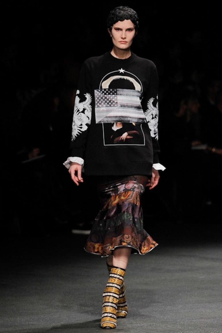 Givenchy осень-зима 2013/2014 #20