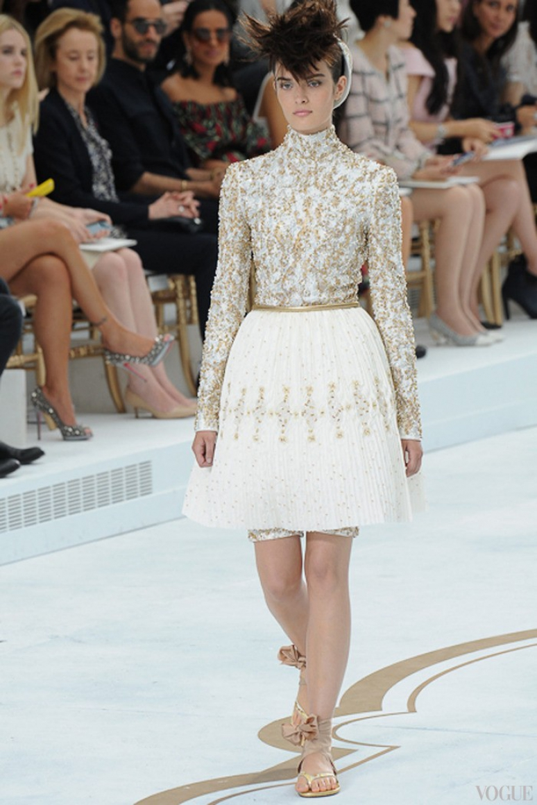 Chanel Couture осень-зима 2014/2015 #34