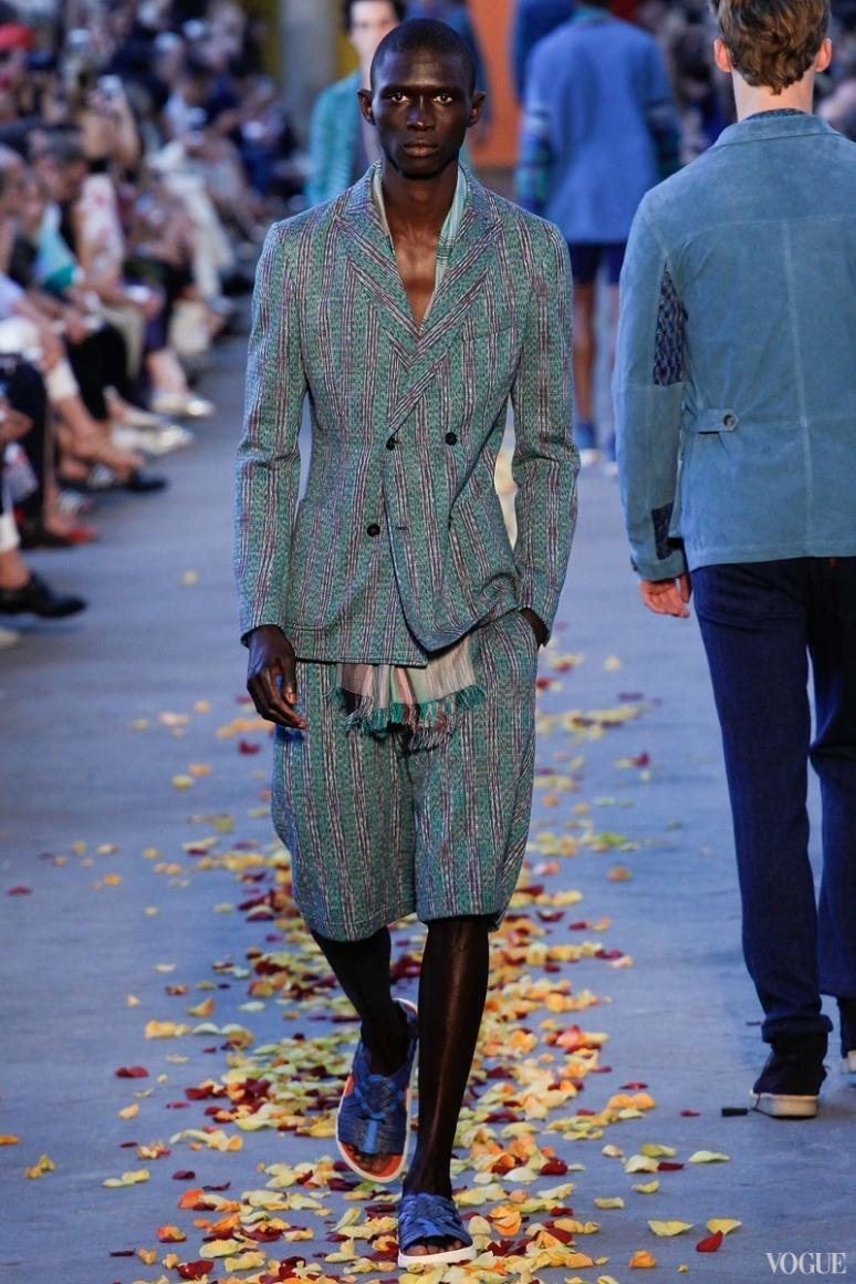 Missoni Menswear весна-лето 2016 #17