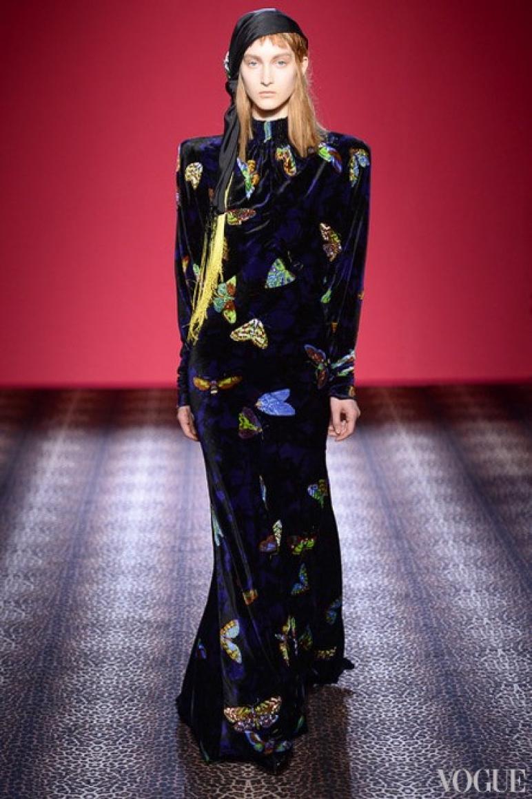 Schiaparelli Couture осень-зима 2014/2015 #25