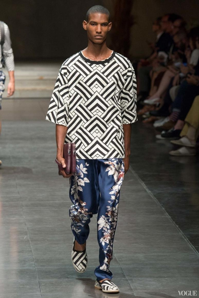 Dolce & Gabbana Menswear весна-лето 2016 #100