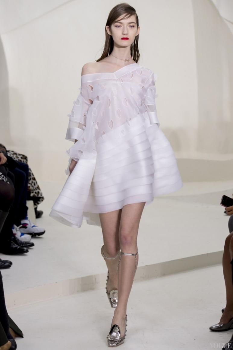 Christian Dior Couture весна-лето 2014 #53