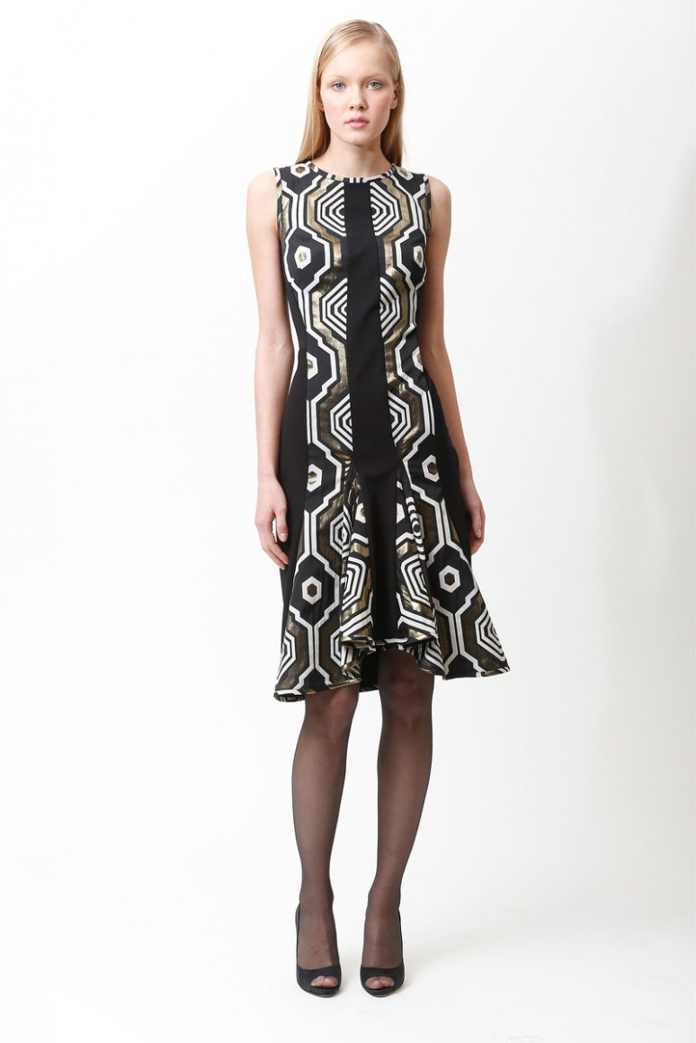 Badgley Mischka Pre-Fall 2013 #2