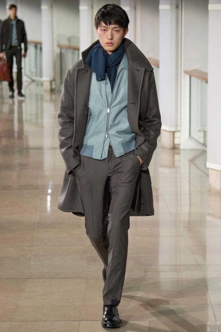 Hermes Menswear осень-зима 2015/2016 #25