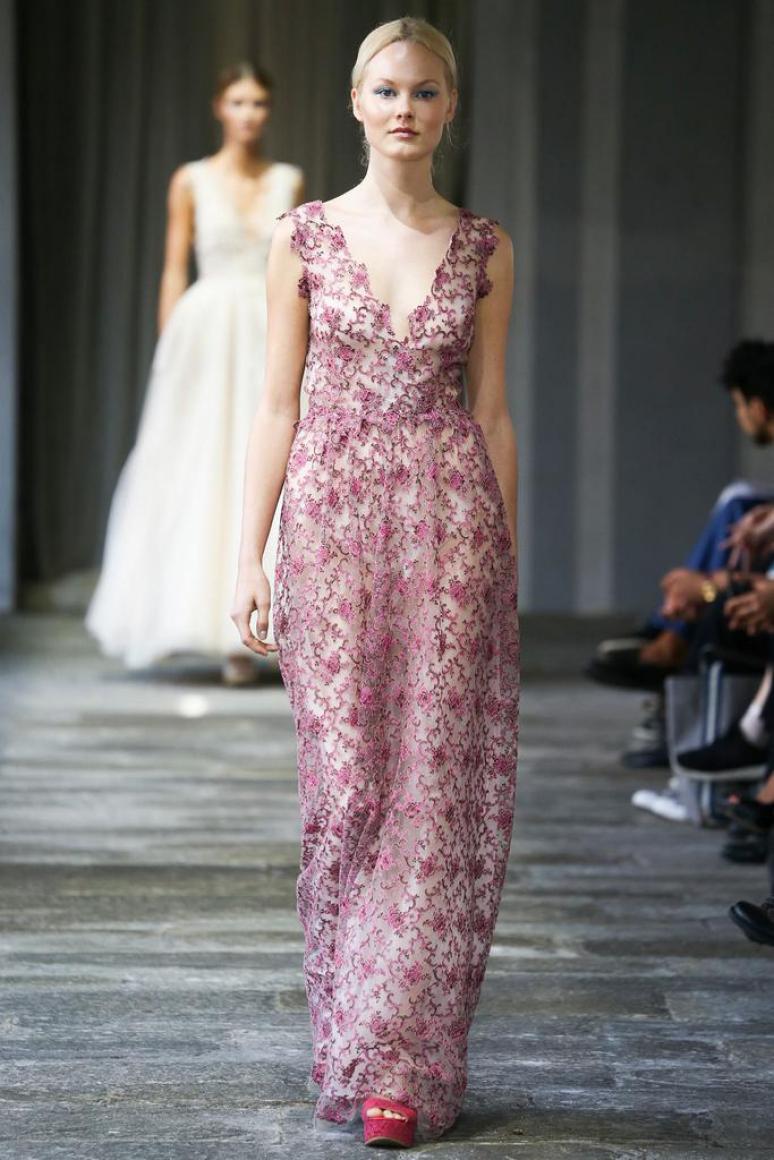 Luisa Beccaria весна-лето 2015 #5