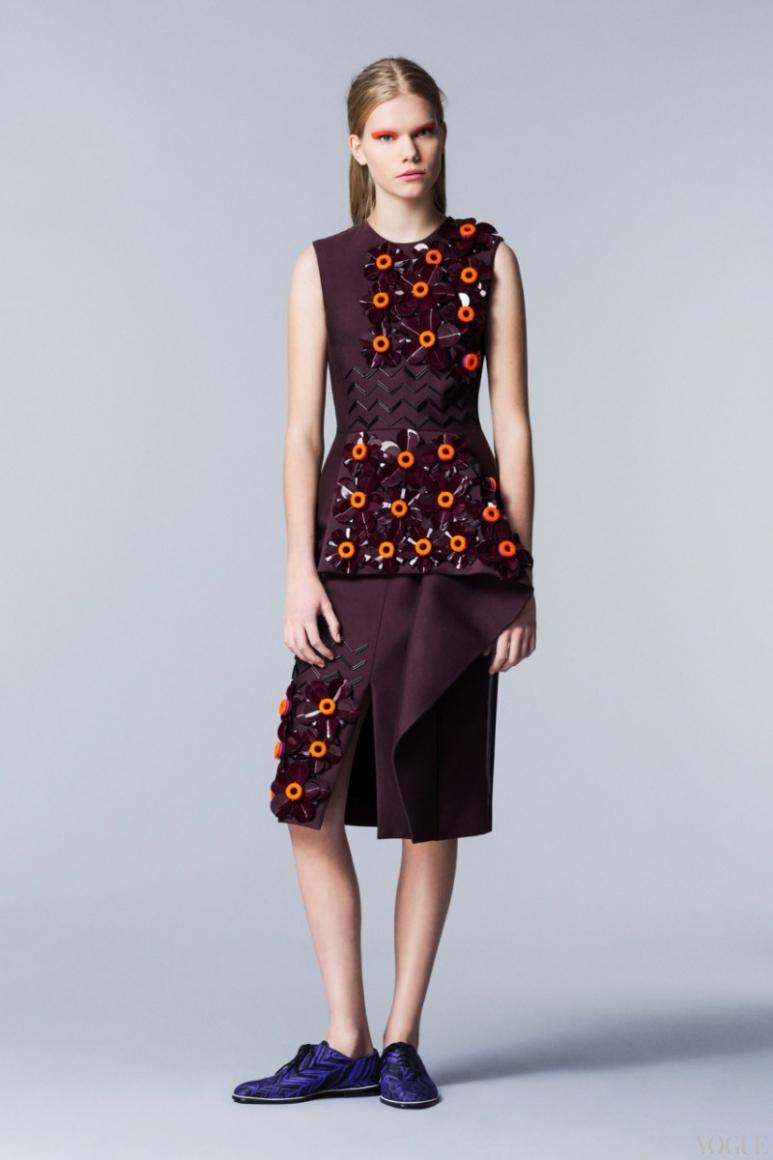 Roksanda Couture весна-лето 2013 #3