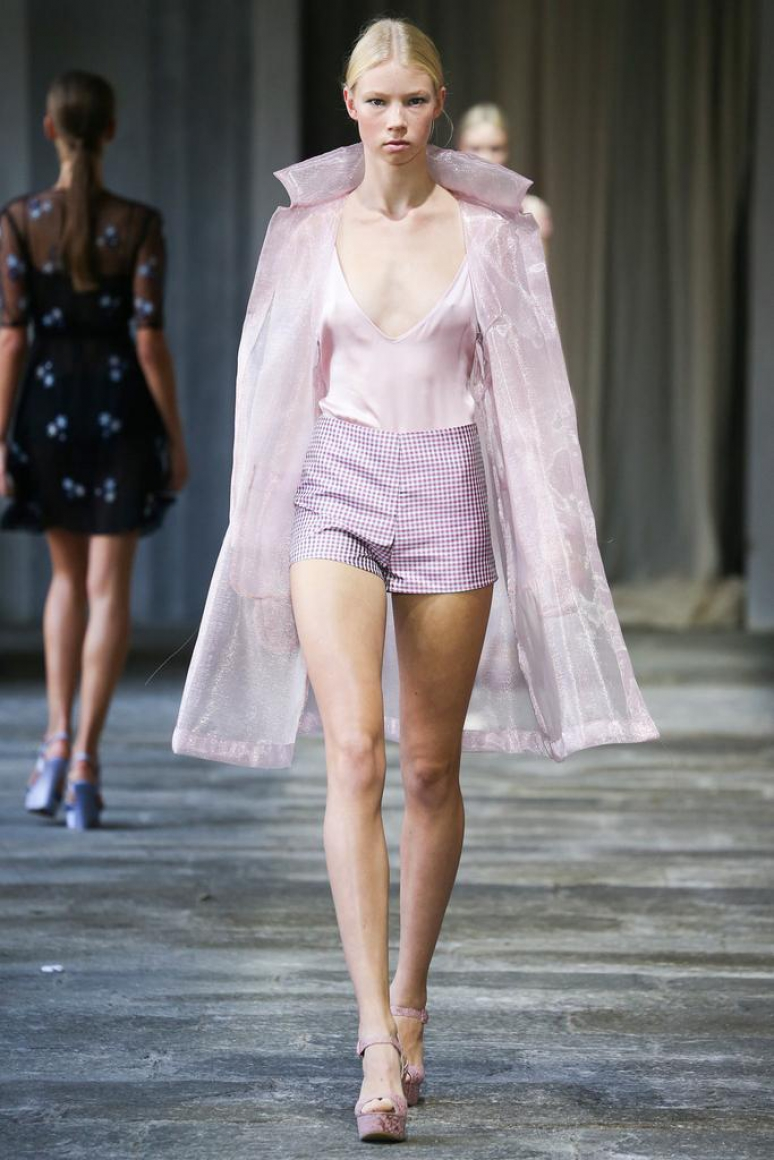 Luisa Beccaria весна-лето 2015 #22