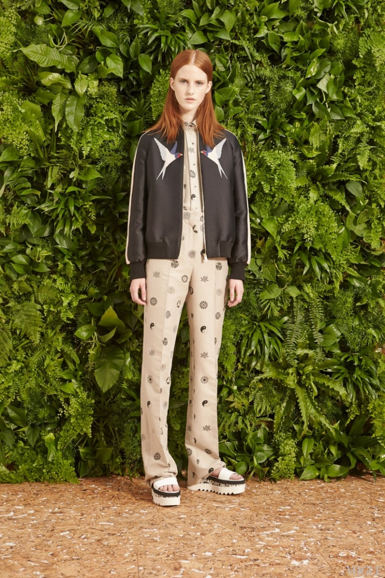 Stella McCartney Resort 2015 #6