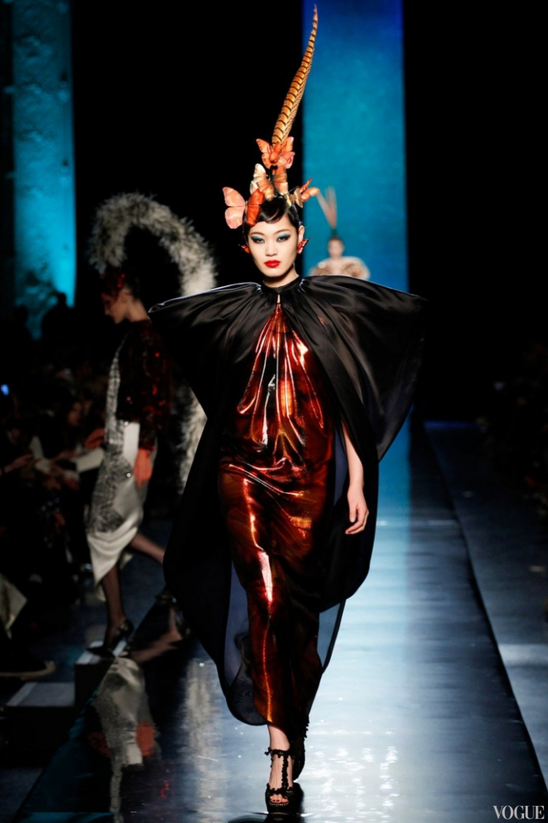 Jean Paul Gaultier Couture весна-лето 2014 #17