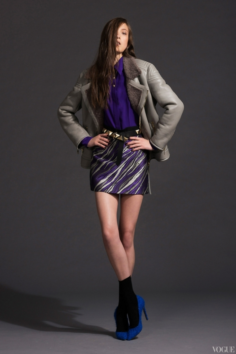 Fausto Puglisi Couture весна-лето 2013 #10
