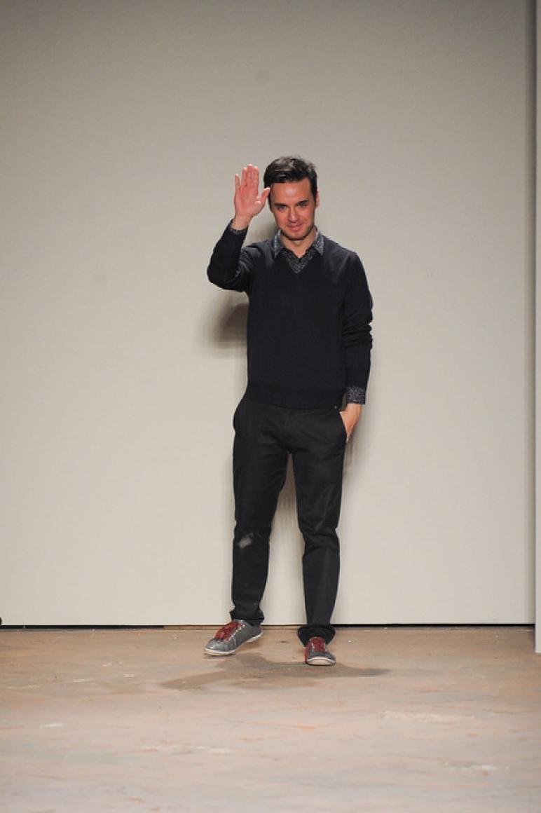 Gabriele Colangelo осень-зима 2013/2014 #1