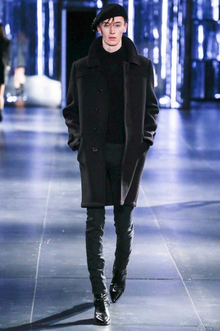 Saint Laurent Menswear осень-зима 2015/2016 #45