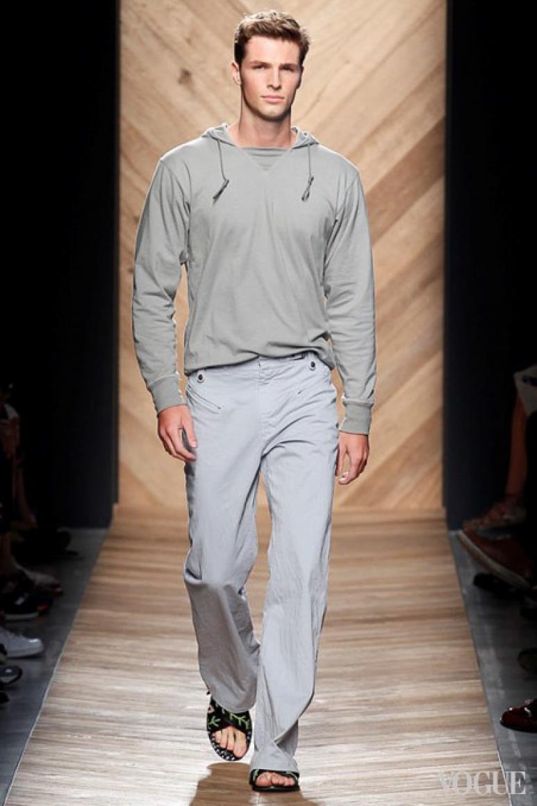 Bottega Veneta Menswear весна-лето 2016 #11