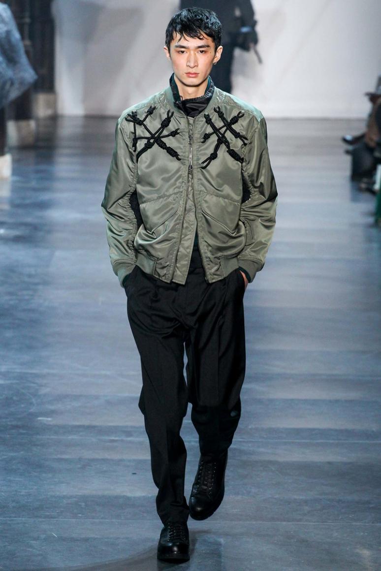 3.1 Phillip Lim Menswear осень-зима 2015/2016 #19