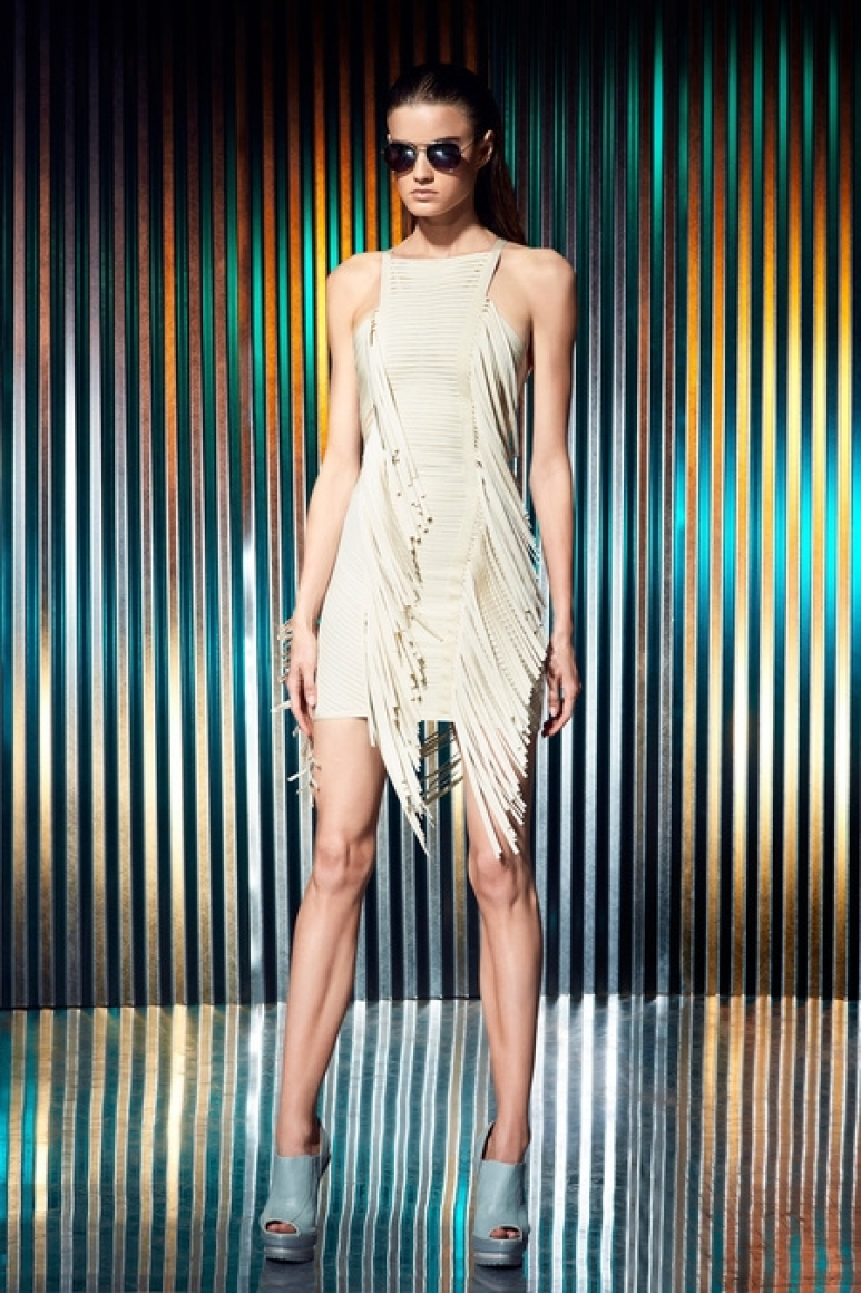 Herve Leger by Max Azria Resort 2014 #13