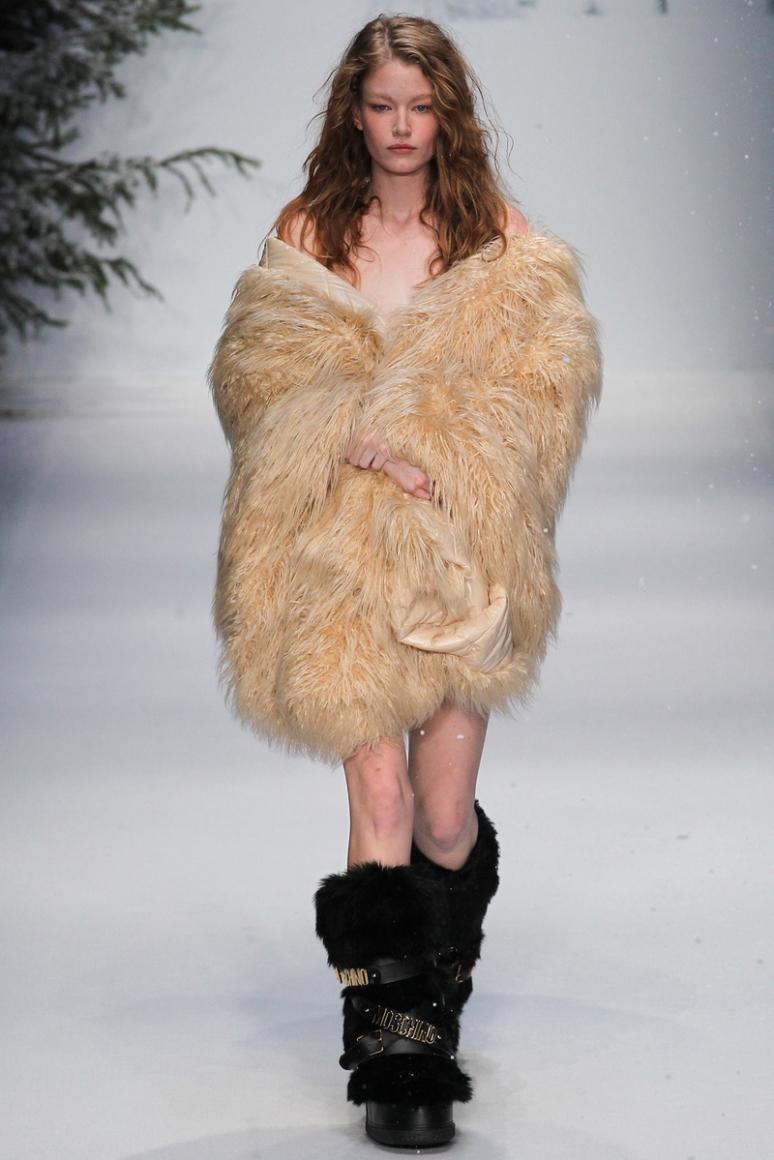 Moschino Menswear осень-зима 2015/2016 #51