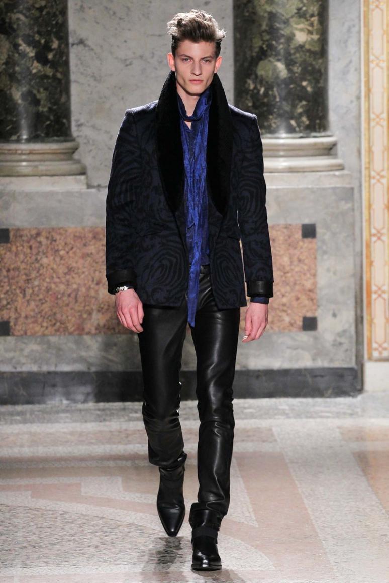 Roberto Cavalli Menswear осень-зима 2015/2016 #33