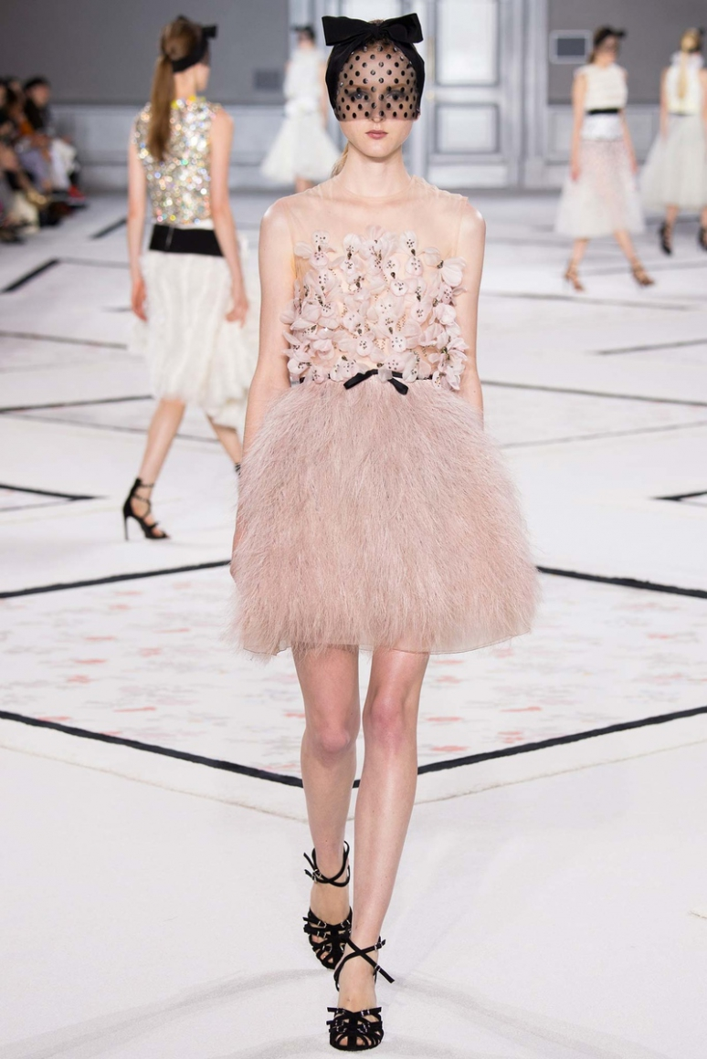 Giambattista Valli Couture весна-лето 2015 #25