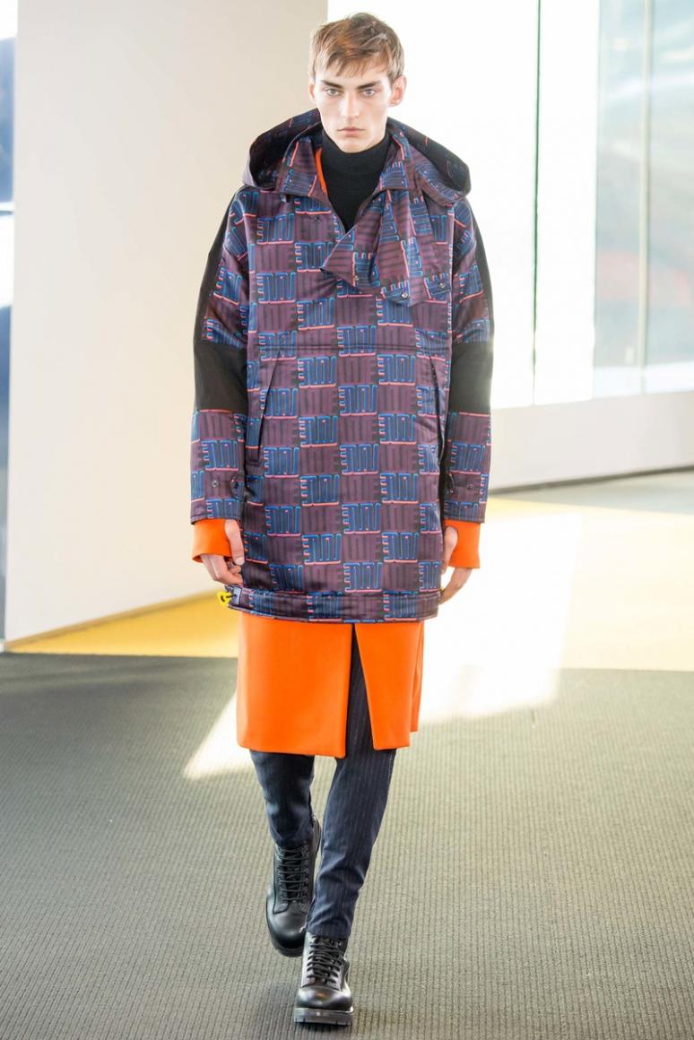 Kenzo Menswear осень-зима 2015/2016 #15