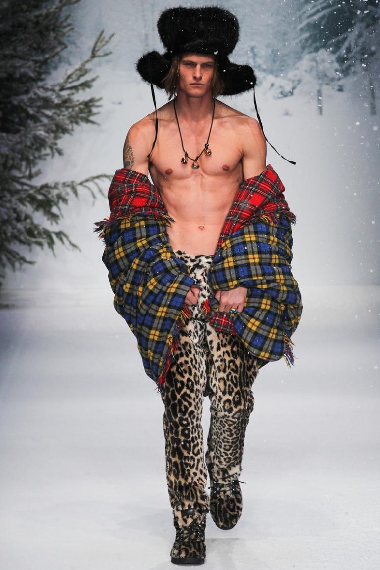 Moschino Menswear осень-зима 2015/2016 #17