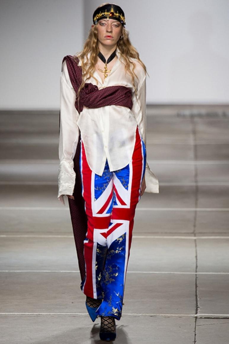 Fashion East весна-лето 2015 #12